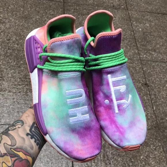 adidas Shoes | Human Race Holi Festival